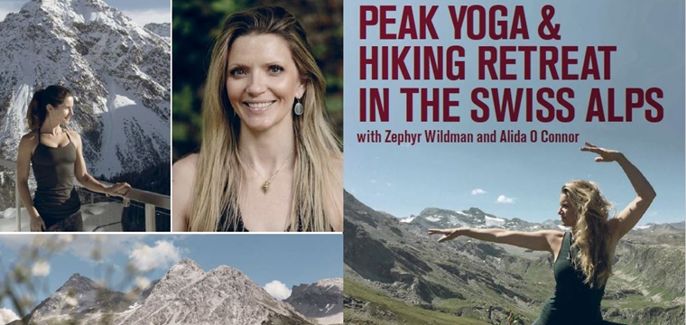 Peak Yoga & Hiking Retreat