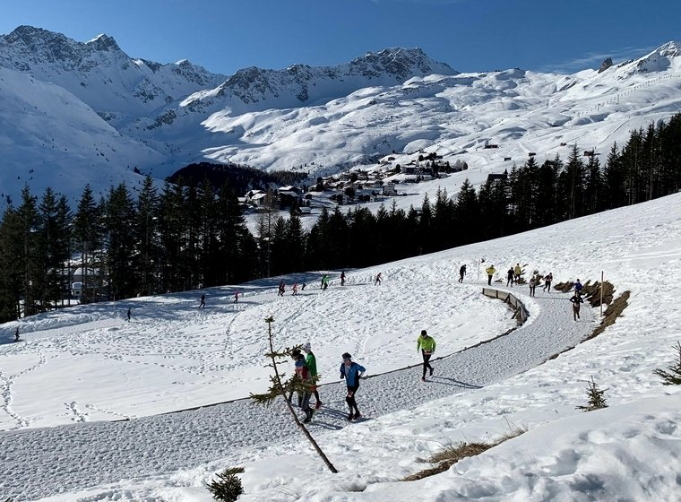 Swiss Snow Walk & Run