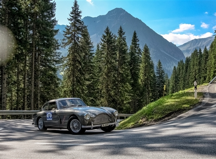 Arosa Classic Car 2019 - The Monaco of the mountains!